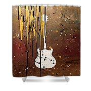 Sweet Emotion Shower Curtain by Carmen Guedez