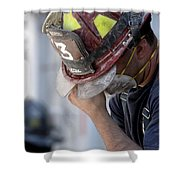 Tears For The Fallen Shower Curtain by Mountain Dreams