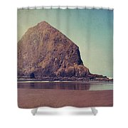 That Feeling in the Air Shower Curtain by Laurie Search