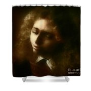 The Daydream Shower Curtain by RC deWinter