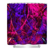 The Jester 20130510v2 vertical Shower Curtain by Wingsdomain Art and Photography