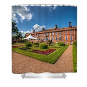 The Old Hall  Shower Curtain by Adrian Evans