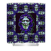 The Three Medusas 20130131 - horizontal Shower Curtain by Wingsdomain Art and Photography
