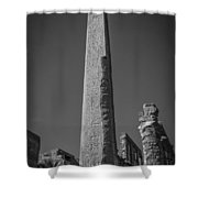 The Valley Of The Kings Part Vi Shower Curtain by Erik Brede