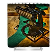 The Victorian Seamstress Shower Curtain by Paul Ward