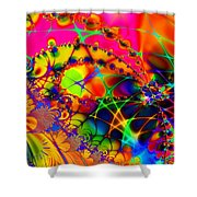 There Are Places I Remember 20130510 Shower Curtain by Wingsdomain Art and Photography