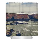 There Are Wonders Shower Curtain by Laurie Search