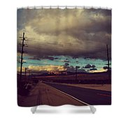 This Journey Of Ours Shower Curtain by Laurie Search