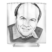 Tim Conway Shower Curtain by Murphy Elliott