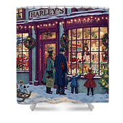 Toy Shop Variant 2 Shower Curtain by Steve Read
