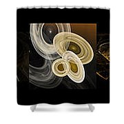 Travel In Time To 1969 Series Pano Shower Curtain by Andee Design