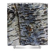 Tree People Shower Curtain by Heidi Smith