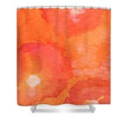 Tuscan Roses Shower Curtain by Linda Woods