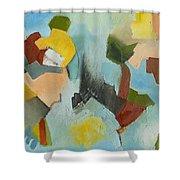 Uniquity Shower Curtain by Danielle Nelisse