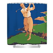 Vancouver Island Shower Curtain by Gary Grayson