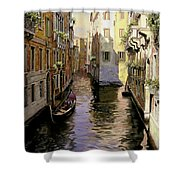 Venezia Chiara Shower Curtain by Guido Borelli