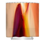 Wanting More Shower Curtain by Omaste Witkowski