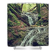 We Were Lost In Love Shower Curtain by Laurie Search