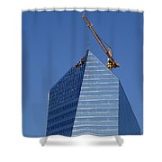 Window Dressing Shower Curtain by Lisa Phillips