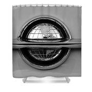 World Emblem  Shower Curtain by David Lee Thompson