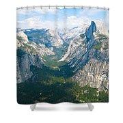Yosemite Summers Shower Curtain by Heidi Smith