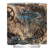 ZION 1178 Shower Curtain by Bruce Stanfield