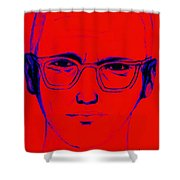 Zodiac Killer With Sign 20130213m128 Shower Curtain by Wingsdomain Art and Photography