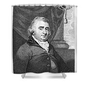 Charles Fox (1749-1806) Shower Curtain by Granger