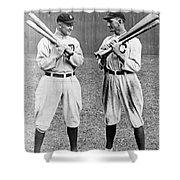 Cobb & Jackson, 1913 Shower Curtain by Granger