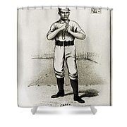 Dan Casey (1862-1943) Shower Curtain by Granger