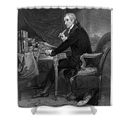 Francis Hopkinson Shower Curtain by Granger