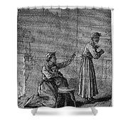 FREDERICK DOUGLASS (c1817-1895) Shower Curtain by Granger