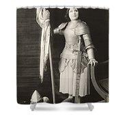Geraldine Farrar (1882-1967) Shower Curtain by Granger