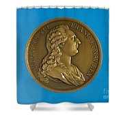 Louis Xvi Of France Shower Curtain by Granger