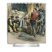 OTHELLO, 19th CENTURY Shower Curtain by Granger