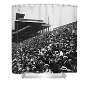 Pittsburgh: Forbes Field Shower Curtain by Granger