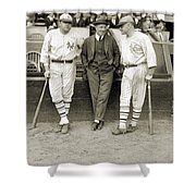 RUTH, DUNN AND BENTLEY Shower Curtain by Granger