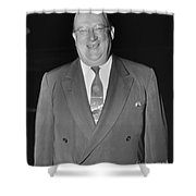Walter Omalley (1903-1979) Shower Curtain by Granger