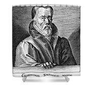 William Tyndale (1492?-1536) Shower Curtain by Granger