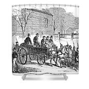 John Brown (1800-1859) Shower Curtain by Granger