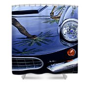 1963 Apollo Front End 2 Shower Curtain by Jill Reger