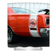 1970 Dodge Super Bee 2 Shower Curtain by Paul Ward