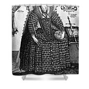 Elizabeth I (1533-1603) Shower Curtain by Granger