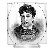 George Sand (1804-1876) Shower Curtain by Granger