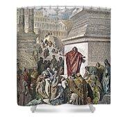Jonah Shower Curtain by Granger