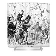 Osceola (1800?-1838) Shower Curtain by Granger