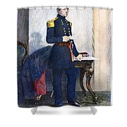 John Ellis Wool (1784-1869) Shower Curtain by Granger