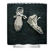 shoes Shower Curtain by Joana Kruse