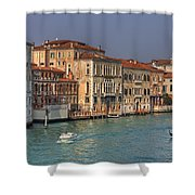 Venice - Italy Shower Curtain by Joana Kruse