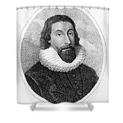 John Winthrop (1588-1649) Shower Curtain by Granger